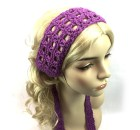 Hippie Headband - Free Crochet Pattern