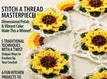 Crochet World Magazine - August 2018
