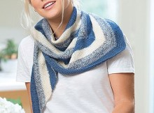 Warm Up With Scarves and Cowls - Knitting Pattern book from Leisure Arts