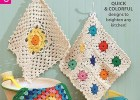 Dishcloth - Quick and Colorful Designs to Brighten Up any Kitchen