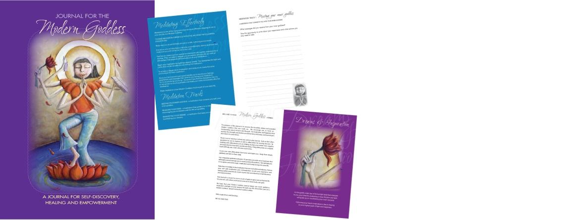Journal for the Modern Goddess