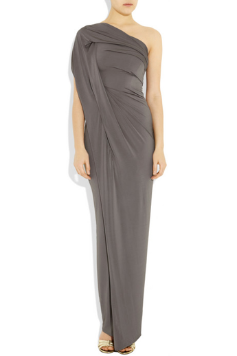 And finally the Goddess dress by Donna Karan