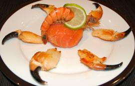 Salmon Timbales 2