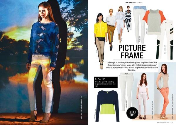 Donna Ida Trend - Picture Frame