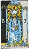 Tarot Priestess