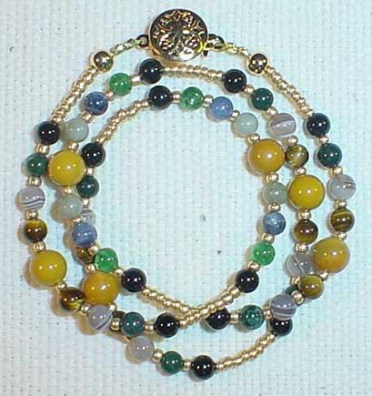 Goddess Athena Necklace