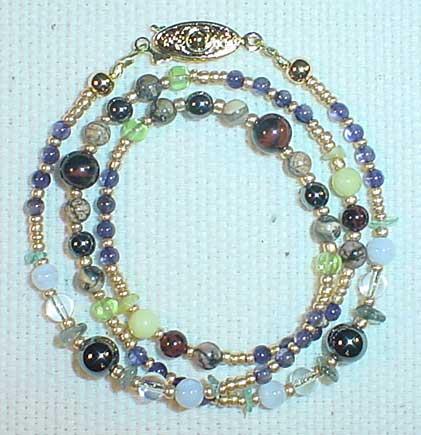 Goddess Hestia Necklace