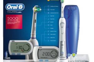 Oral-B Triumph 5000 Smart Guide