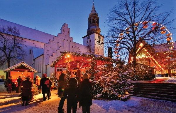 Julemarked Gammeltorv Aalborg