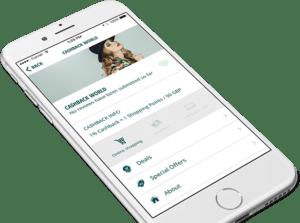 cashback rabat app til ios og android