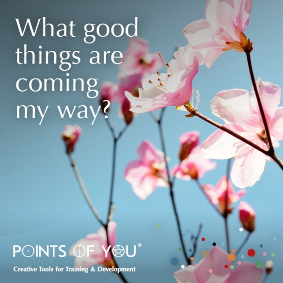 What good things are coming my way?