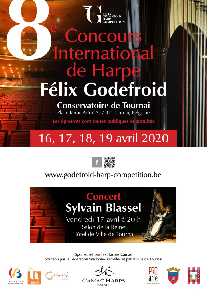 Affiche Godefroid Competition 2020