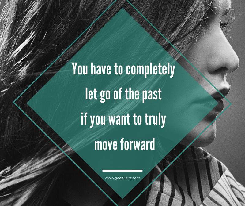 Laat je verleden los en creëer ruimte voor nieuwe ervaringen om in je leven te komen