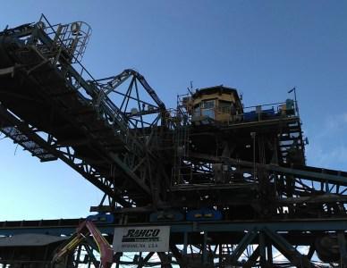 Teleoperation of Large Machines: Stacker, Radomiro Tomic: Codelco