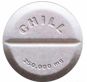 Take a Chill Pill and See God's Blessings