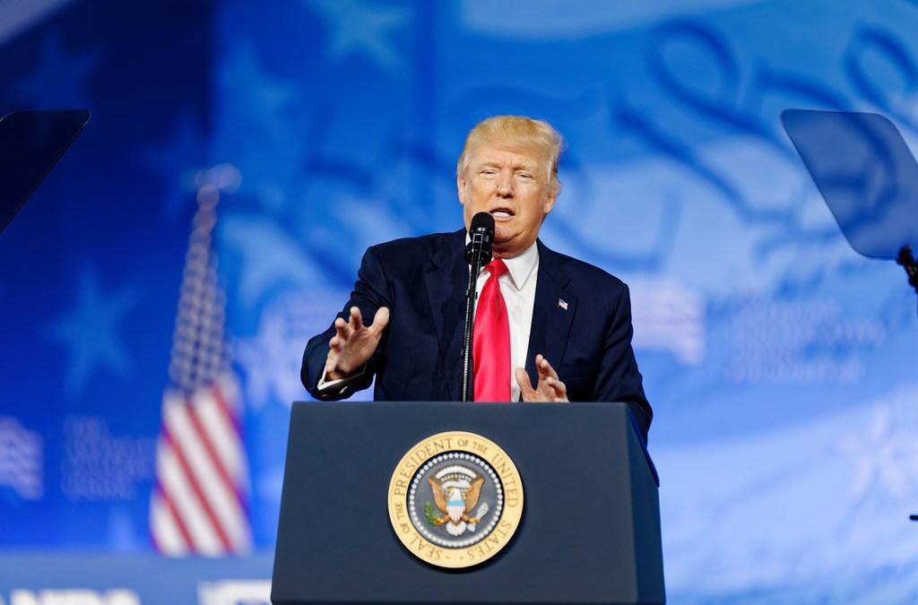 President Trump Weighs in on Charlie Gard