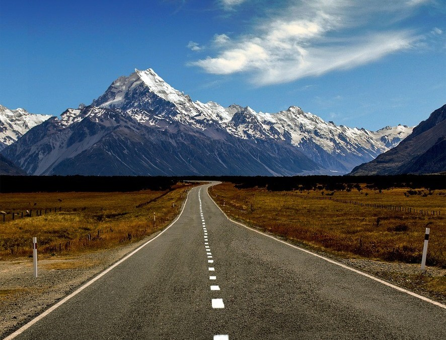 Take the High Road in Life