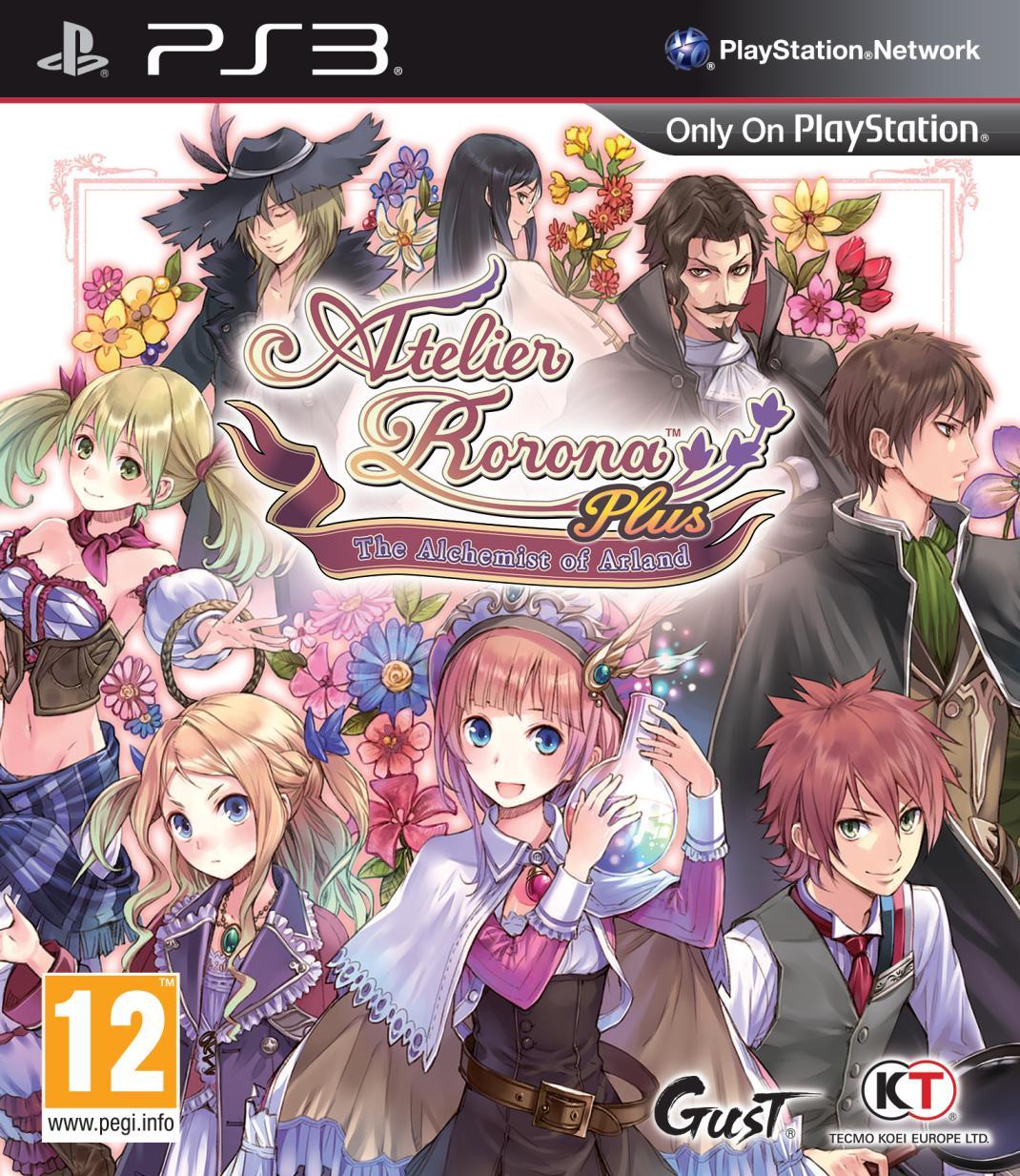 Atelier Rorona Plus The Alchemist Of Arland Review