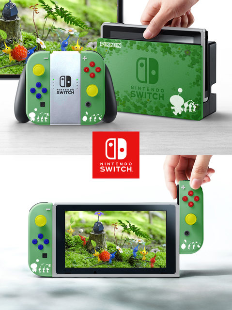 Take A Look At These Custom Nintendo Switch Designs
