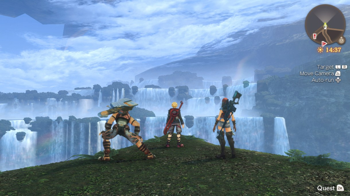 Xenoblade Chronicles: Definitive Edition | 10 tips for beginners - GodisaGeek.com