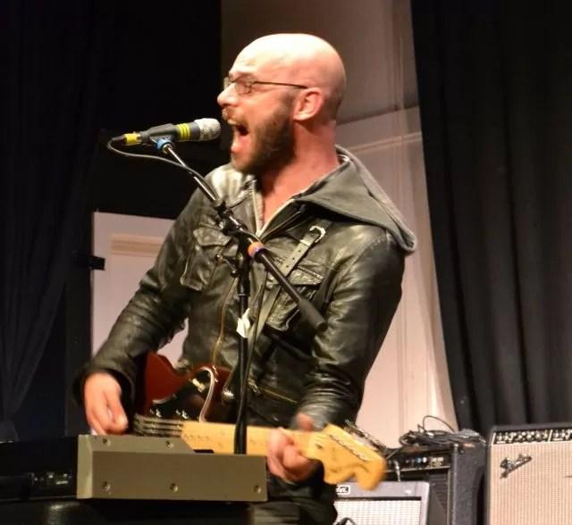 Meursault, Found, Withered Hand at Edinburgh Liquid Rooms – 26th April 2013