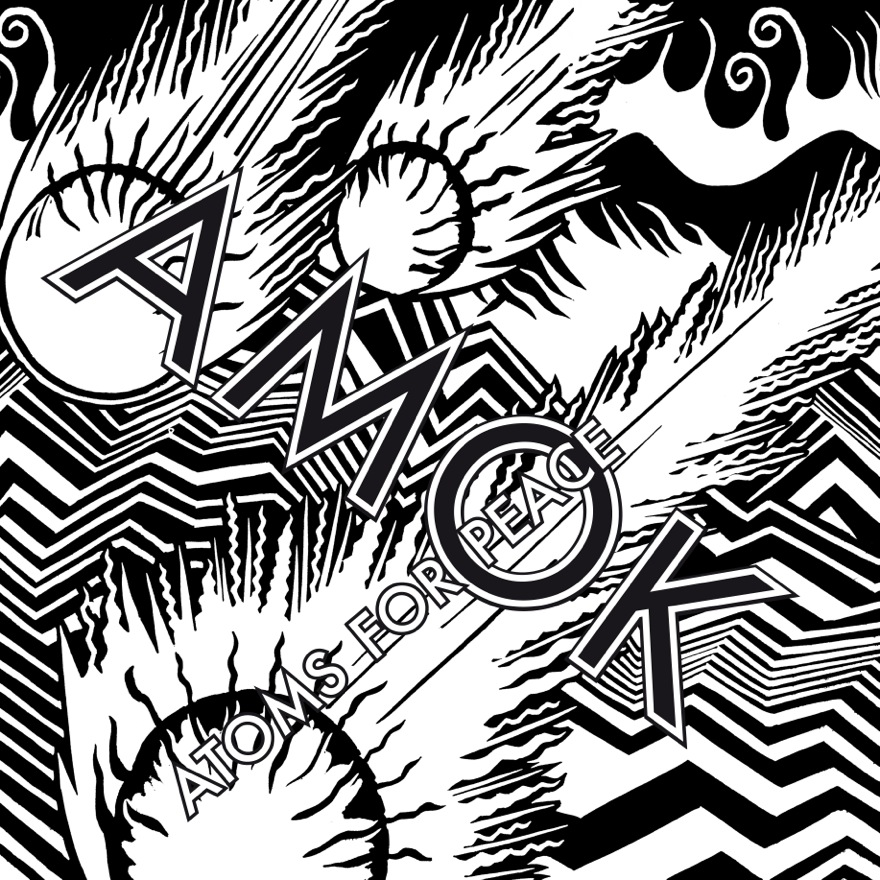 Thom Yorke announces Atoms for Peace album