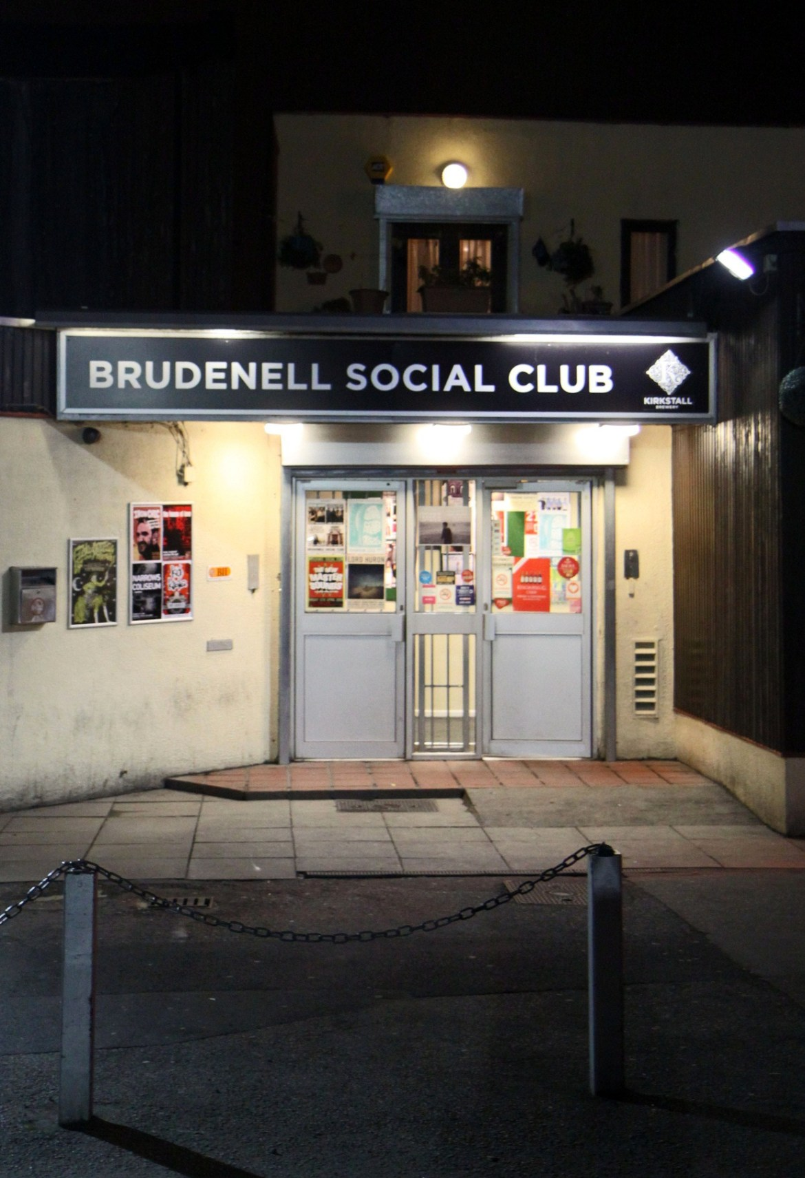 Ethan Johns, Marika Hackman & Ellen Smith – Brudenell Social Club, Leeds, 19th February 2013