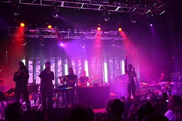 Bonobo – The Picture House, Edinburgh, 23rd May 2013