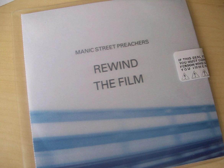 Manic Street Preachers – Rewind The Film (Sony Records)