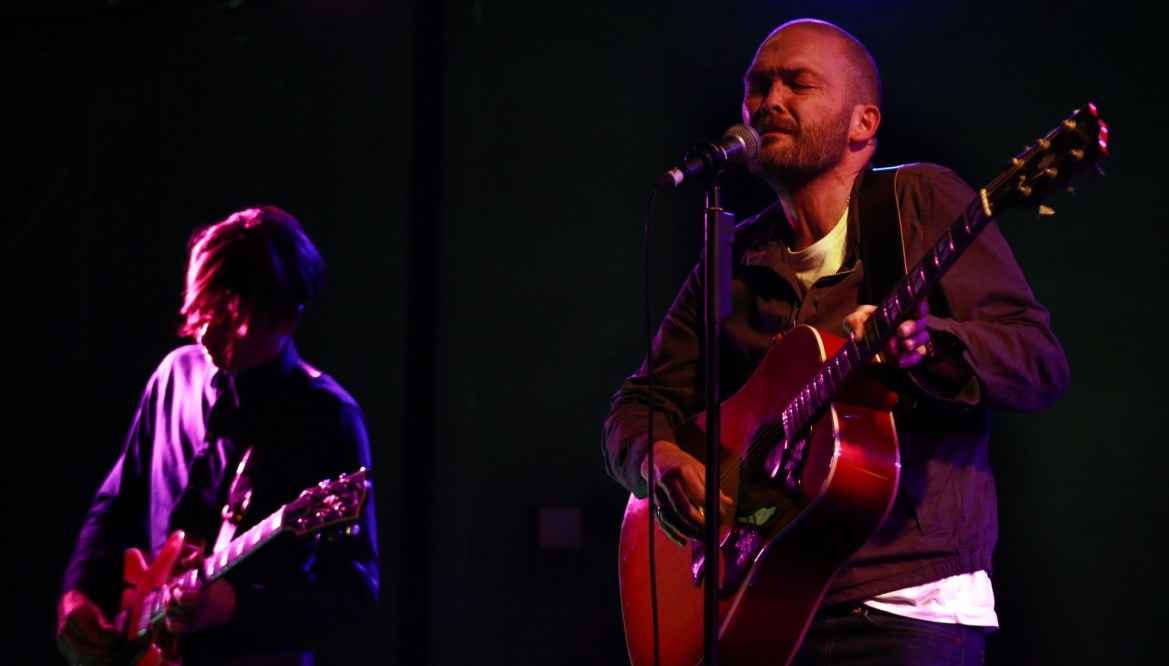 Ben Watt feat. Bernard Butler – Brudenell Social Club, Leeds, 14th November 2013