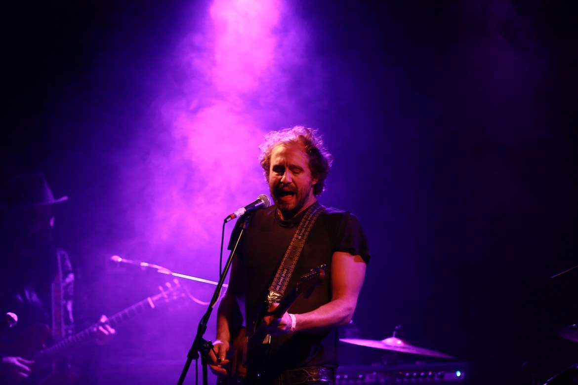 Phosphorescent – Brudenell Social Club, Leeds, 5th November 2013