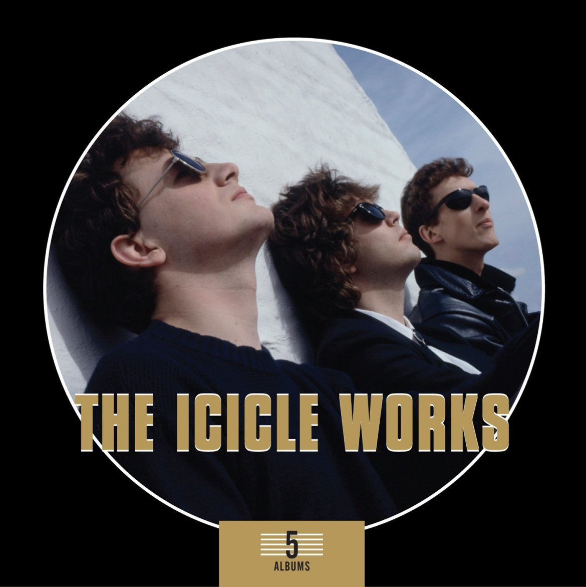 The absolute Works: The Icicle Works 5 albums box set