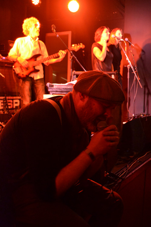 Aberfeldy Festival, Scotland, 1st-3rd November 2013