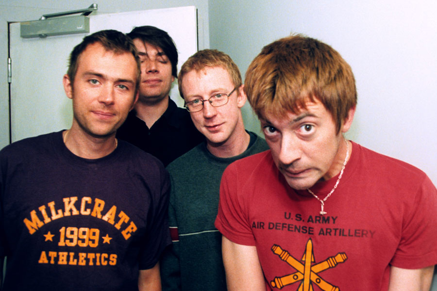 Blur finally confirm new album and share new single 'Go Out'