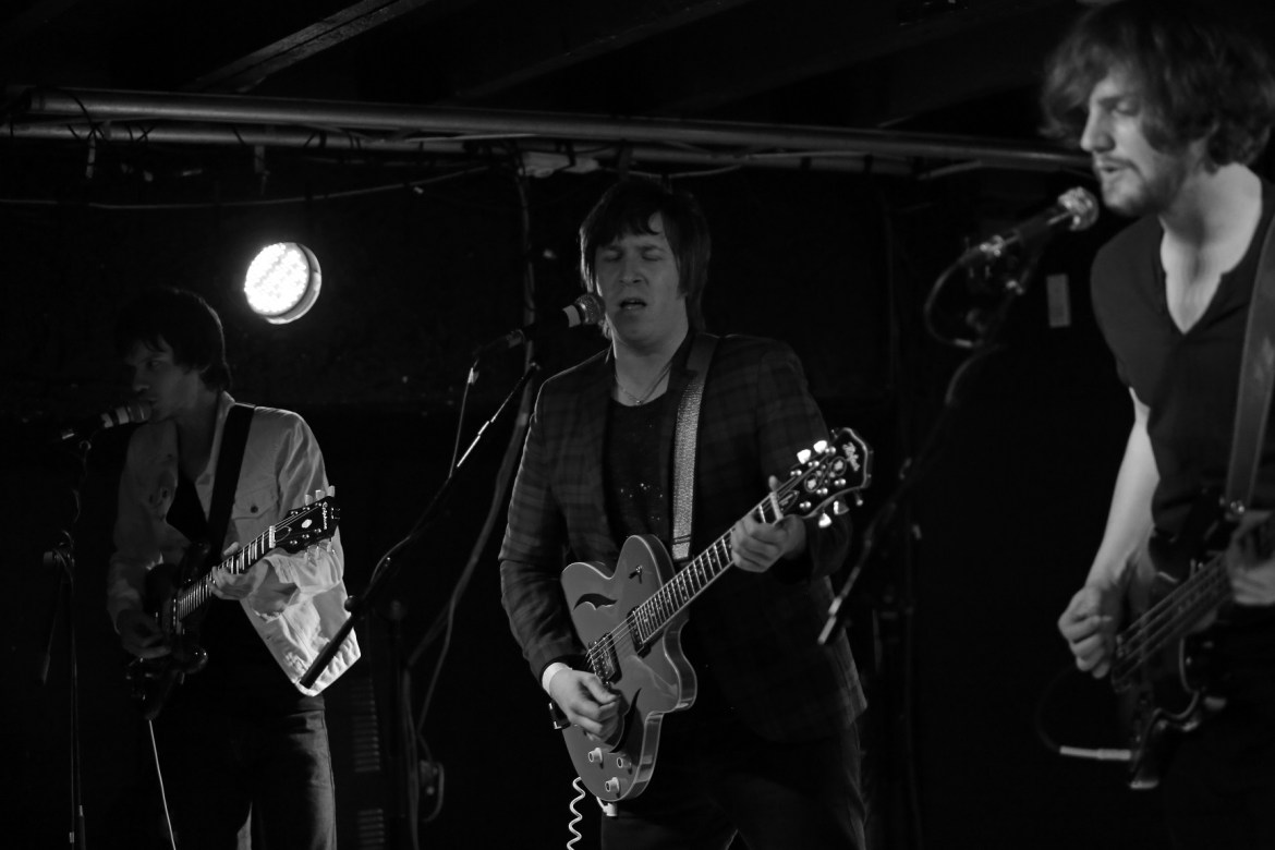 The Moons, The Blueprints – The Duchess, York, 26th March 2014