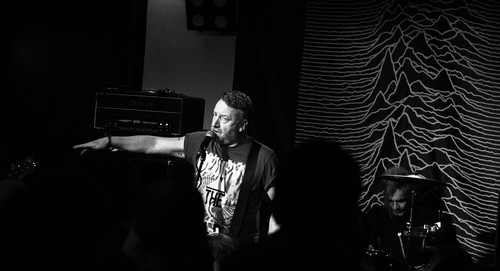 Peter Hook – The Globe, Cardiff, 23rd March 2014