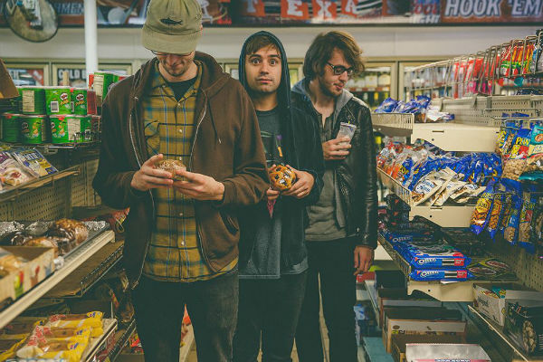 Cloud Nothings – Scala, London, 28th May 2014