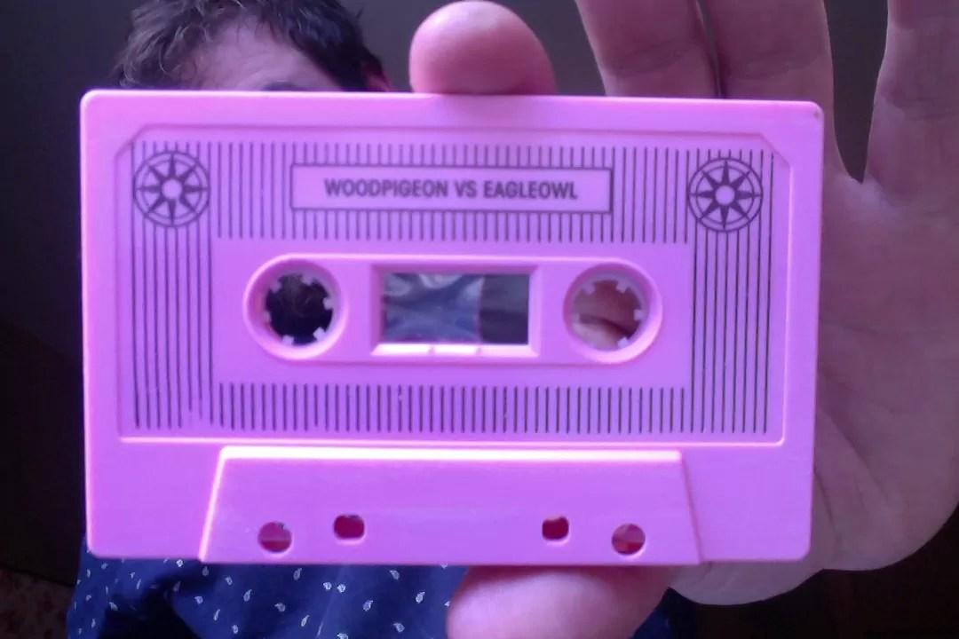STREAM: eagleowl and Woodpigeon Split Cassette