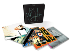 Paul Weller's first  5 albums to be released on Box Set