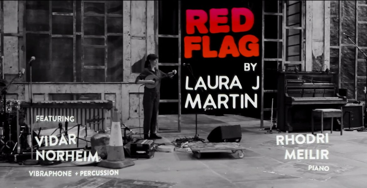 Track Of The Day #637: Laura J Martin – Red Flag