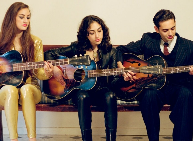 Kitty Daisy and Lewis, The Dash – The Electric Ballroom, London, 19th February 2015