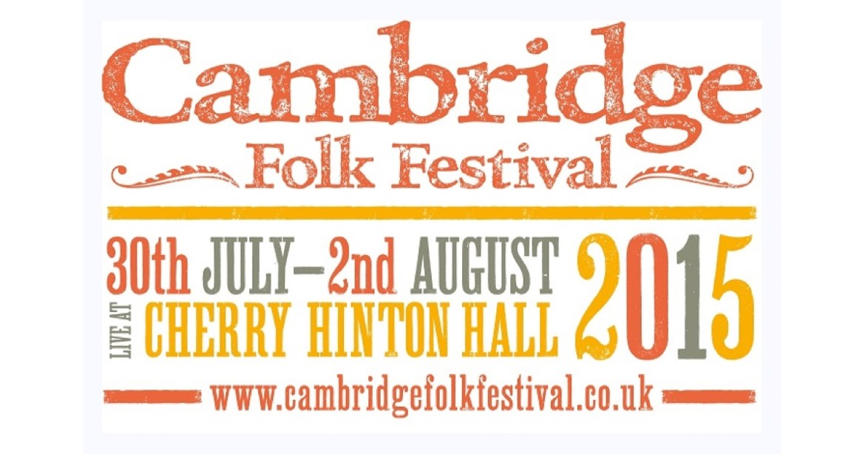 PREVIEW: Cambridge Folk Festival 2015
