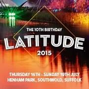 NEWS: Latitude Festival announces its 2015 line-up