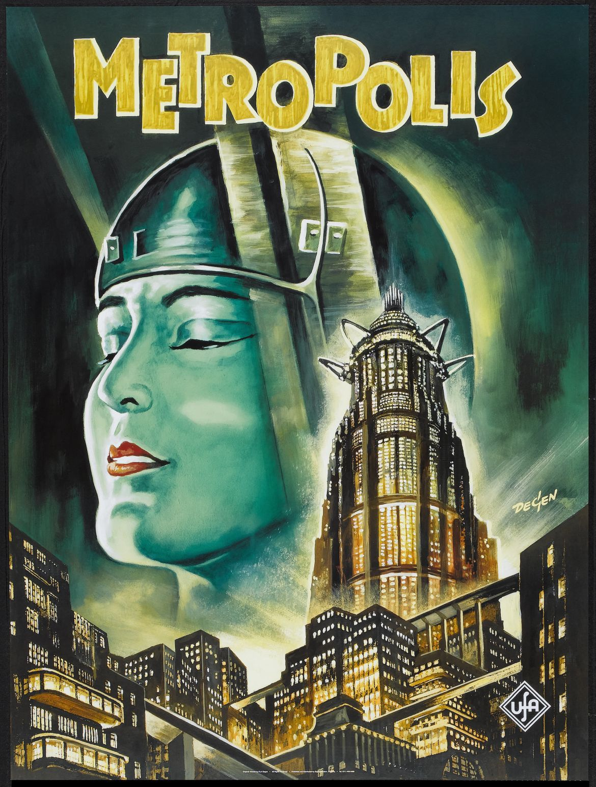 Metropolis with the Orchestra of Opera North – Howard Assembly Room, Leeds, 2nd April 2015