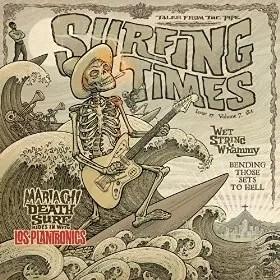Los Plantronics- Surfing Times (Marachi Productions)