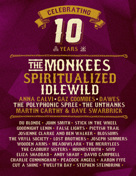 Moseley Folk Festival 10th Anniversary Competition!