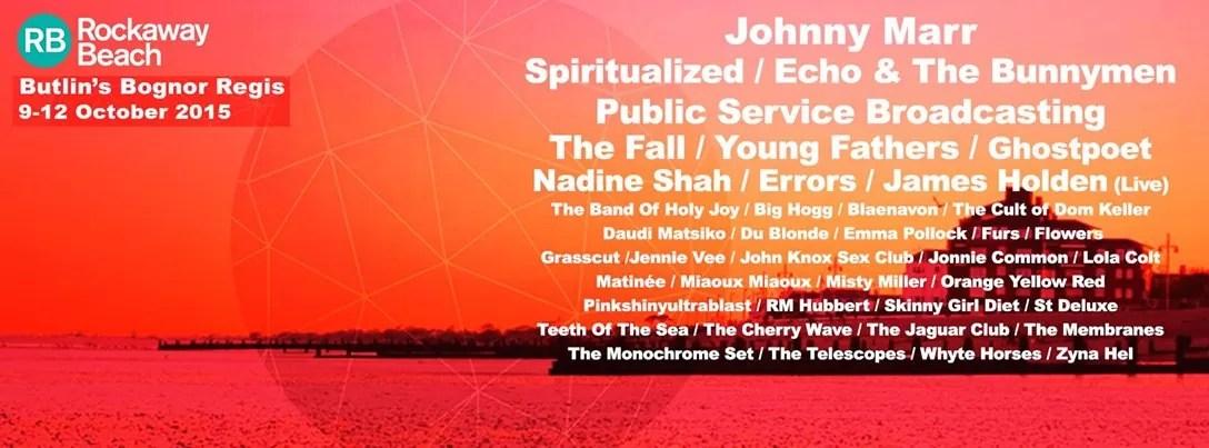 Rockaway Beach Festival 2015