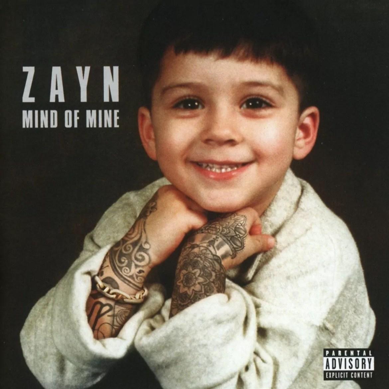 ZAYN – Mind Of Mine (RCA Records)
