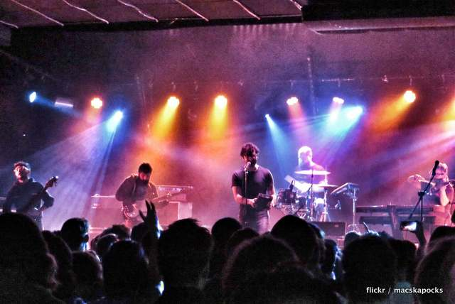 Foxing – Tufnell Park Dome, London, 30/04/16