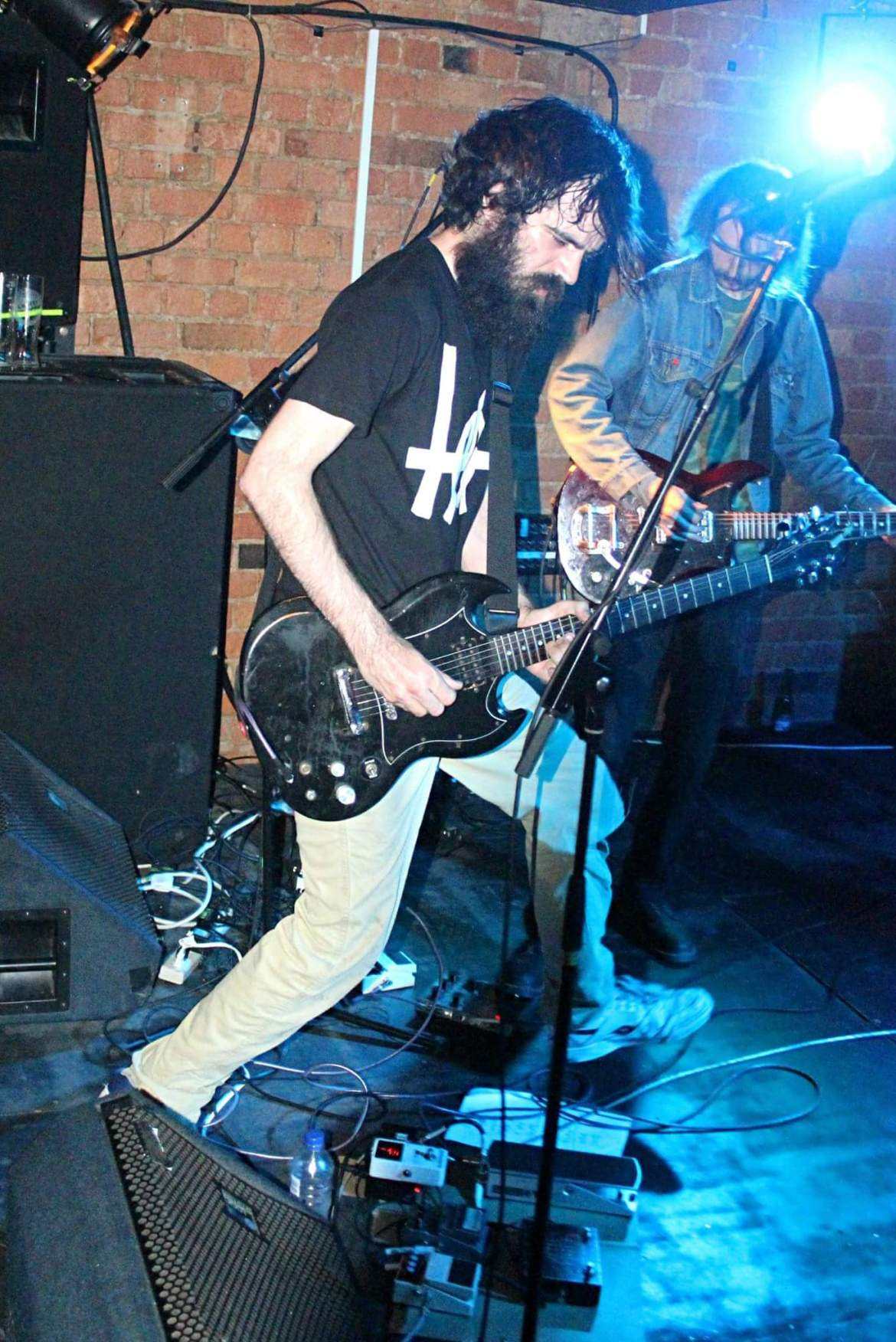 Titus Andronicus – The Cookie, Leicester, 07/06/16